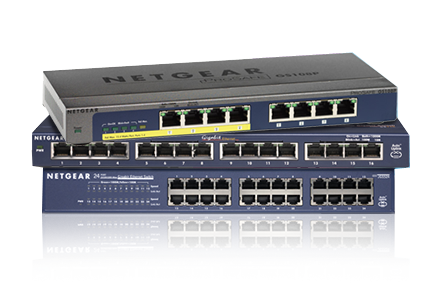 Switches | Business | NETGEAR