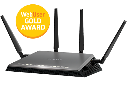 Modem router Nighthawk<sup>®</sup> X4S VDSL/ADSL
