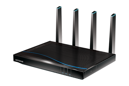 Modem router Nighthawk<sup>®</sup> Tri-Band WiFi VSDL/ADSL