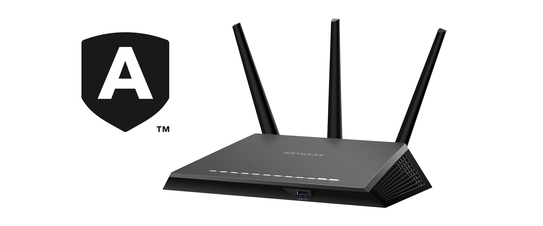 Router WiFi Nighthawk Smart con Netgear Armor