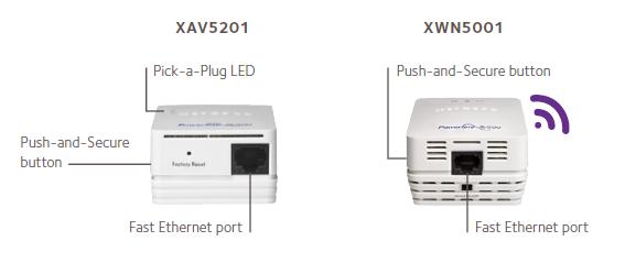 Xwnb5201 powerline networking prodotti home netgear for Piani casa spec