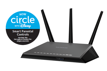 Router WiFi Nighthawk Smart con MU-MIMO